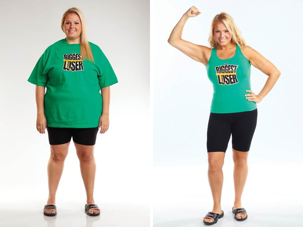 ريجيم سريع لإنقاص الوزن في شهر