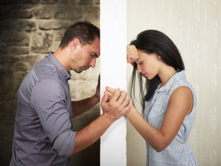الم العلاقة الزوجية
