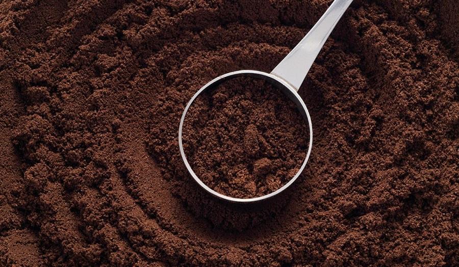 القهوة لشد الذراعين