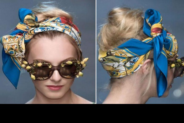Trendy-Bandana-Hairstyles-for-Summer-2017-2018