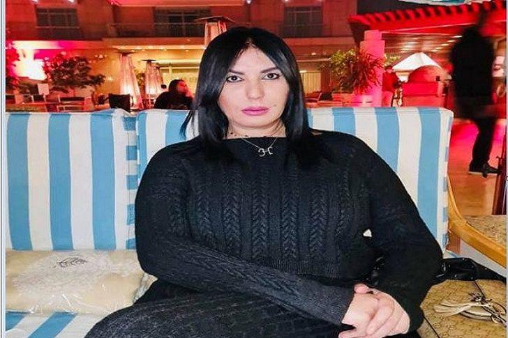 زوجة طارق العريان الأولي تعرضت للتهديد بسبب اصالة مجلة الجميلة
