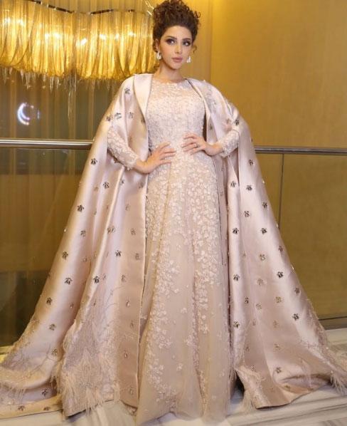 فستان ميريام فارس